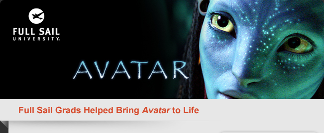 Full Sail Grads Bring Avatar to Life